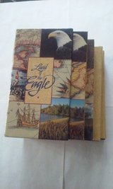 Land of the Eagle VHS set of 4 tapes North America in Elgin, Illinois
