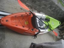 feelfree kayak comes with everything excellent condition in Okinawa, Japan