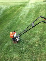 2015 Echo gas tiller model TC 210 in very clean GREAT running condition like new starts right up !! in Sugar Grove, Illinois