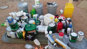 More paints and supplies in 29 Palms, California
