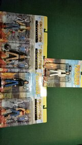 Preacher Action Figure collection DC/Vertigo AMC tv show in DeRidder, Louisiana