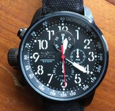 Men's Tachymeter Watch Like-New Condition Sells for $170 in Okinawa, Japan