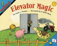 NEW Level 2 Subtracting Elevator Magic MathStart Book Age 6+ in Shorewood, Illinois
