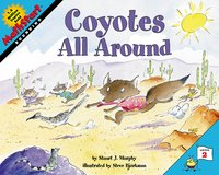 NEW Level 2 Rounding Coyotes All Around Book MathStart Book Age 6+ in Chicago, Illinois