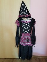 Disguise witch costume 4-6X in Colorado Springs, Colorado