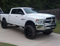 2014 Dodge Ram 2500 Cummins Lifted in Fort Bragg, North Carolina