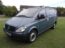 MAN WITH A VAN FOR HIRE in Lakenheath, UK