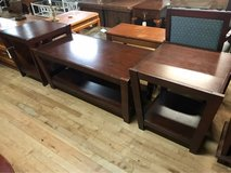 Coffee and End Tables Set in Camp Lejeune, North Carolina