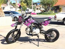 SSR 125 PITBIKE in Lake Elsinore, California