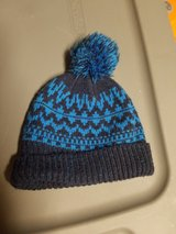 Infant winter hat in Fort Drum, New York