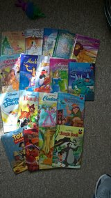 disney hardback book set these are just some of titles in Lakenheath, UK