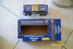 LIONEL POLAR EXPRESS in Lockport, Illinois