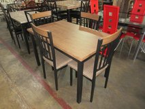 New table with 4 chairs in Fort Campbell, Kentucky