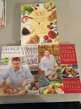 Low Carb Cookbooks $9 for all in Fort Campbell, Kentucky