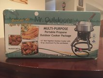 Mr. Outdoors Fryer in Fort Carson, Colorado