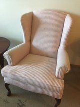 Pink Wing Chair in Bolingbrook, Illinois