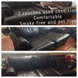 2 couches in Travis AFB, California