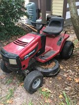 "40"" Murray Riding Lawn Mower in Kingwood, Texas"