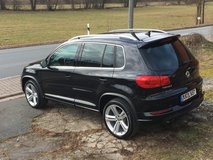 2016 VW Tiguan R Line AWD in Ansbach, Germany