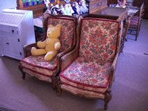 Pair of antique edwardian chairs in Lakenheath, UK