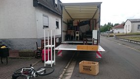 MOVING SERVICES FMO PICK UP AND DELIVERY in Ramstein, Germany