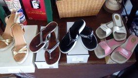 Coach Flip Flops/Sandals $15 each in Chicago, Illinois