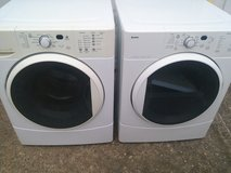 Kenmore HE Frontloader set. CAN DELIVER in Tacoma, Washington