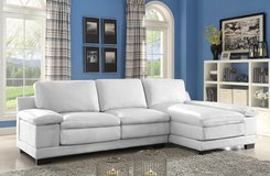BRAND NEW! CONTEMPORARY UPSCALE, COMFORTABLE SOFA CHAISE SECTIONAL in Vista, California