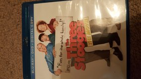 The Three Stooges (2012) Bluray in Lawton, Oklahoma