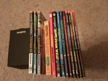 Assorted Star Wars Books in Lawton, Oklahoma
