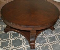 Coffee Table, Wooden, Round in Byron, Georgia