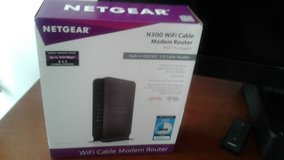 Netgear WiFi Cable Modem N300 in Carlisle, Pennsylvania
