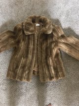 faux fur Loft jacket in Plainfield, Illinois