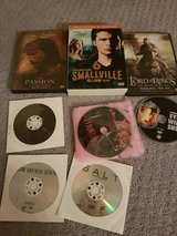 Movies / Smallville S 1 S6 , passion if the Christ ets in Ramstein, Germany