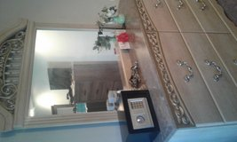 Ashley Furniture Dresser And Mirror in Fort Campbell, Kentucky
