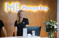 Free telephone consultation on existing Massage Envy franchised units which are available plus o... in Sugar Land, Texas