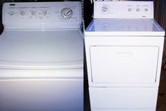 Kenmore WASHER & DRYER ( Electric - 220 Volts ) - in Camp Pendleton, California