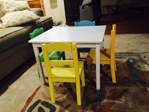 Kids Table and Chairs in Davis-Monthan AFB, Arizona