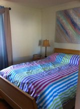 queen bed and matress in Huntington Beach, California