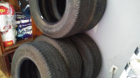 Wrangler sr-a goodyear p225/75r17 -  - (Las cruces) in Fort Bliss, Texas