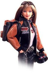 NIB 1999 HARLEY DAVIDSON Barbie Doll COLLECTOR EDITION 25637 Motorcycle Bike in Houston, Texas