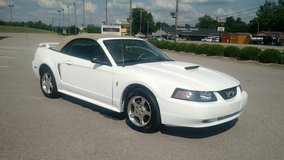 Reduced...03 convertible mustang.. great deal!! in Fort Campbell, Kentucky