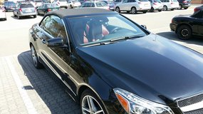 2014 Mercedes-Benz E350 AMG Sport Convertible in Ramstein, Germany