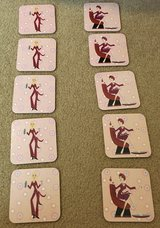LADIES COASTERS SETS x2 in Lakenheath, UK