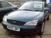 FORD MONDEO AUTO - CHOICE OF FOUR in Lakenheath, UK