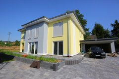 RENT: Brand new freestanding House in Miesenbach ready to move mid of August in Ramstein, Germany