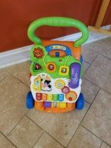 VTech Sit-to-Stand Learning Walker in Naperville, Illinois
