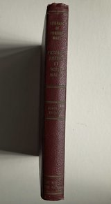 Pictorial History of WWII, The War in the Pacific Volume 2, 1951 book in Okinawa, Japan