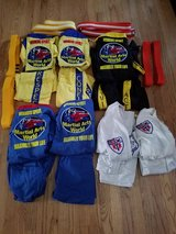 Martial Arts Uniforms and Belts in Fort Lee, Virginia