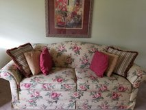 Couch and matching chair  pu Naperville in Naperville, Illinois